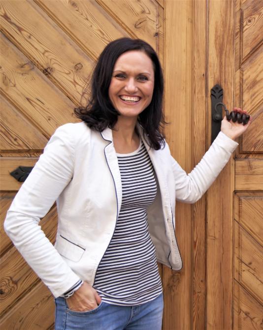 Ing. Andrea Kohoutová - makléřka pro jižní Čechy